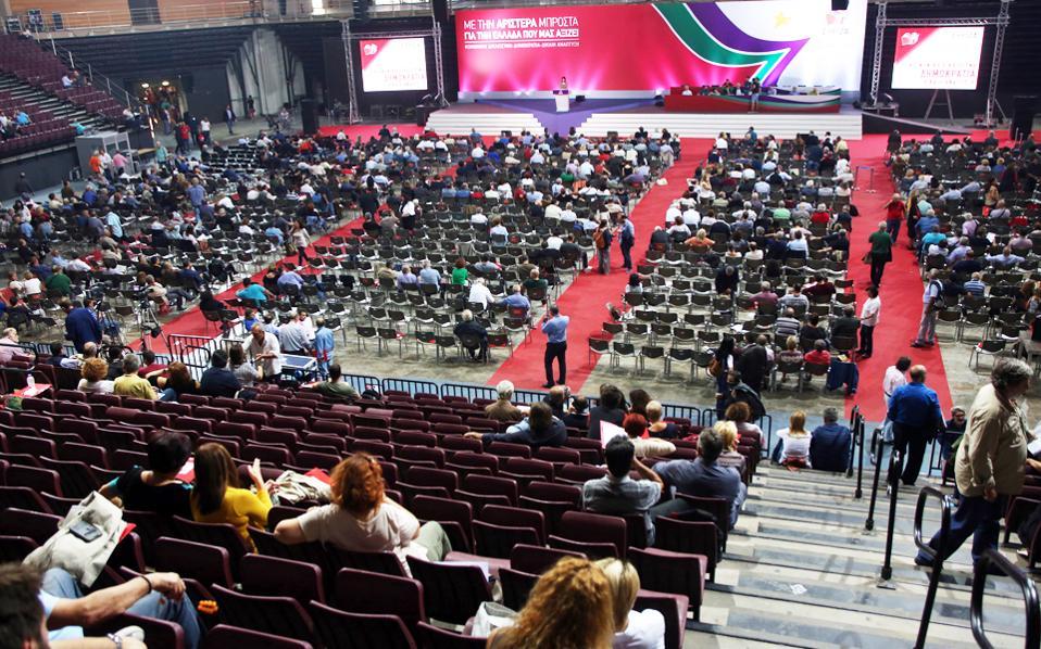 Η Αριστερά στον 21ο αιώνα και το κόμμα ήταν οι θεματικές επί των οποίων τοποθετήθηκαν δεκάδες στελέχη, κατά τη δεύτερη ημέρα του συνεδρίου.