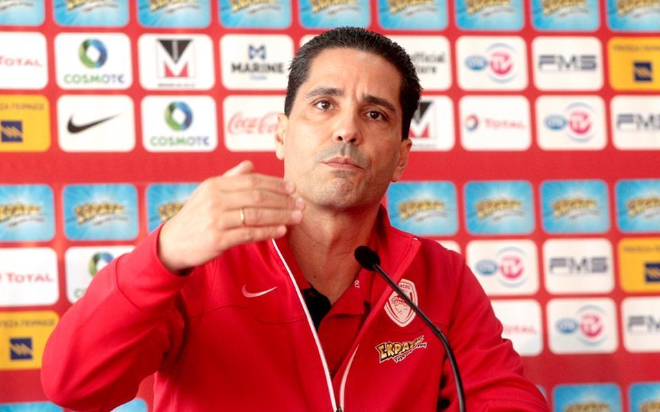 Ο Γιάννης Σφαιρόπουλος χαρακτήρισε άκρως επικίνδυνη ομάδα την Εφές.