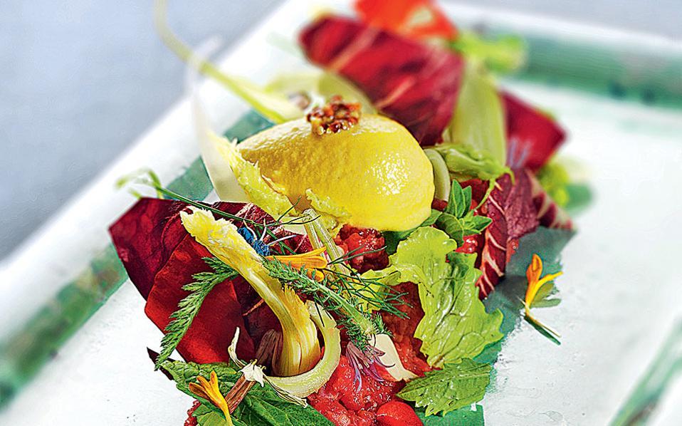 «Από τη φάρμα στο πιάτο» είναι το μότο του La Bottega.