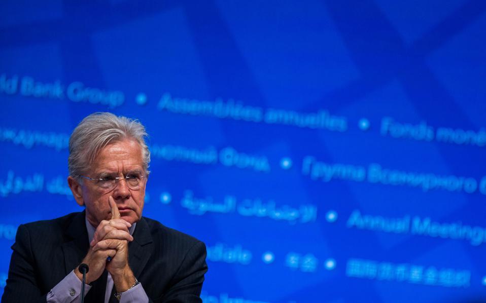 O εκπρόσωπος του ΔΝΤ Τζέρι Ράις δήλωσε πως η αποστολή του Ταμείου στην Αθήνα συζήτησε και για ένα νέο πιθανό πρόγραμμα του ΔΝΤ στην Ελλάδα.