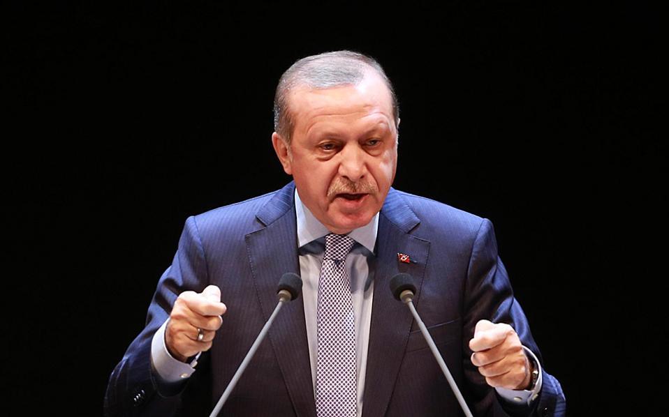 Ο Τ. Ερντογάν  έκλεισε το μέτωπο με τη Ρωσία, επισφραγίζοντας τη βελτίωση των ρωσοτουρκικών σχέσεων με τη δρομολόγηση του Turkish Stream.