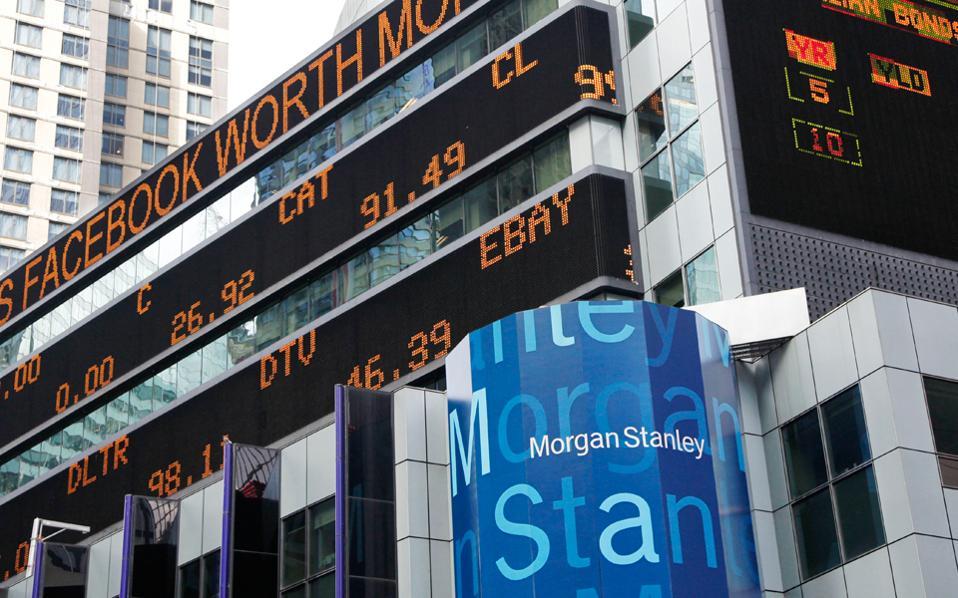 Ο διευθύνων σύμβουλος της Morgan Stanley ανακοίνωσε ότι η αμερικανική τράπεζα θα προχωρήσει στη μετεγκατάσταση των στελεχών και των οικογενειών τους από το Σίτι του Λονδίνου σε άλλες ευρωπαϊκές πόλεις.