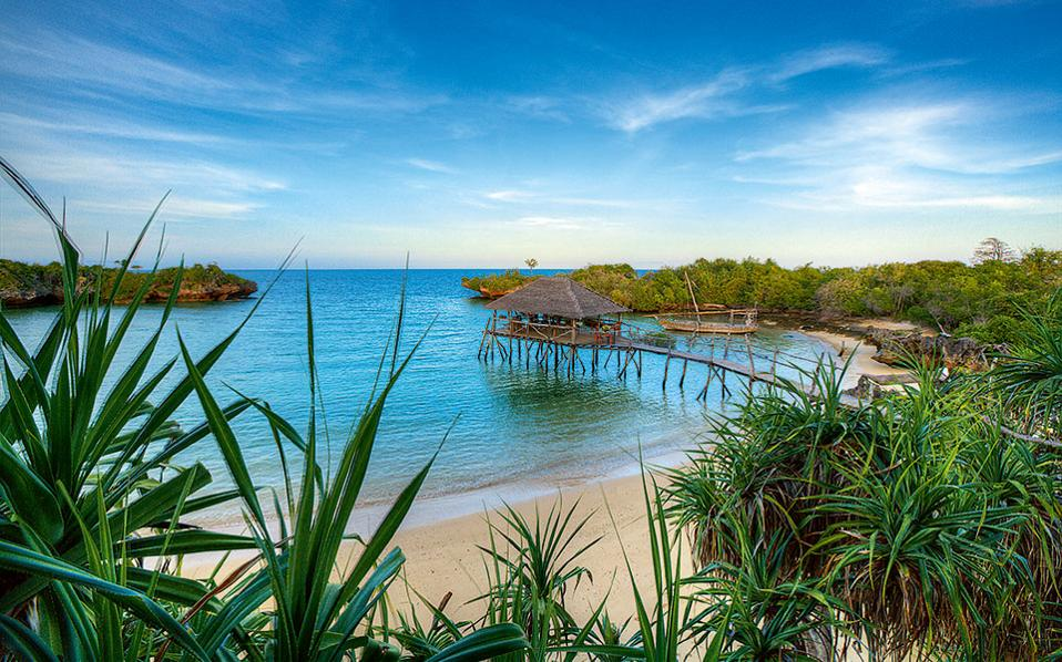 Το Fish Eagle Point είναι  το ιδανικό καταφύγιο για να ξεφύγετε εντελώς από τον πολιτισμό.