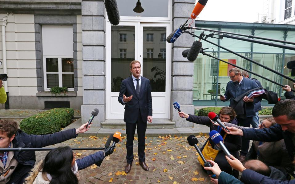 Ο πρόεδρος της Βαλλονίας Πολ Μανιέτ ανακοίνωσε ότι πέρασε από το γαλλόφωνο κοινοβούλιο η διμερής συμφωνία Ε.Ε. - Καναδά.