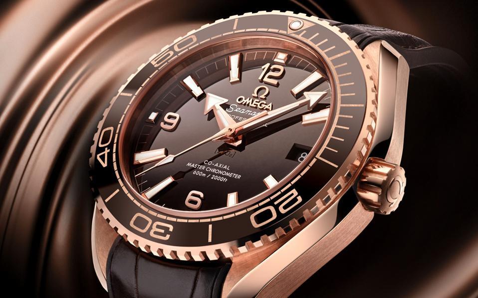 Νέο δελεαστικό γυναικείο ρολόι από την OMEGA. ×. omega -seamaster-planet-ocean-chocolate 21563402013001 7963eb5b099