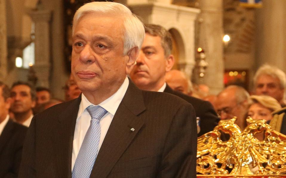 Από τη Θεσσαλονίκη, ο κ. Πρ. Παυλόπουλος επανέλαβε ότι «η Μακεδονία είναι μία και είναι ελληνική».