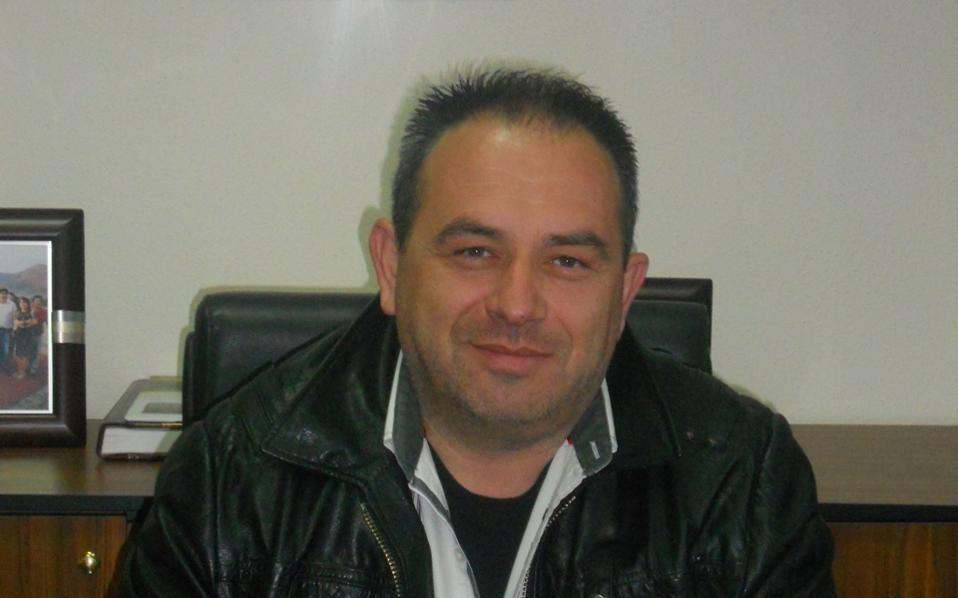 Νίκος Στεργίου, ο πρόεδρος και ιδρυτής του «Πελεκάνου».