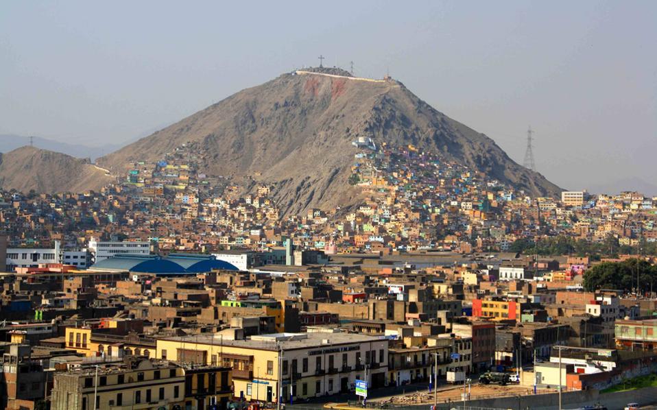 Η Λίμα, η πάλαι ποτέ επικίνδυνη πρωτεύουσα του Περού, έχει καταστεί πόλος έλξης επισκεπτών χάρη στη γαστρονομία.