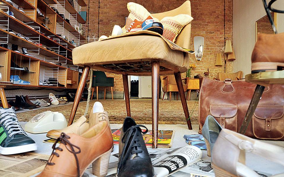 Παπούτσια Zeha: για να θυμούνται οι παλιοί και να μαθαίνουν οι νεότεροι.