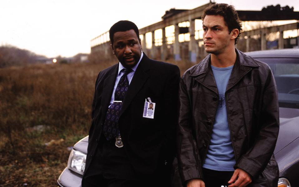 The Wire (HBO, 2002-2008). Η κορυφαία, ίσως, στιγμή της τηλεόρασης μυθοπλασίας.