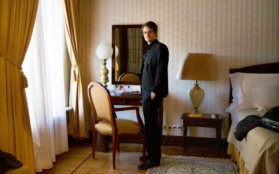 Αποτέλεσμα εικόνας για Σνόουντεν στη Μόσχα