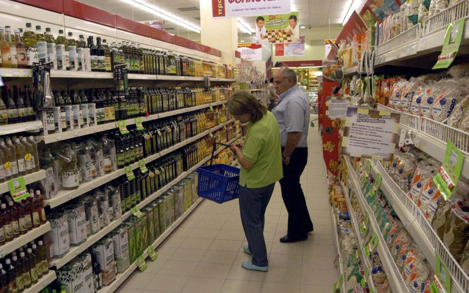 Οι αλυσίδες σούπερ μάρκετ αποκτούν δύναμη ακόμη και σε προϊόντα που πρώτα είχαν σχετικά μικρό μερίδιο, καθώς η κατανάλωσή τους αφορούσε κατά κύριο λόγο τον κλάδο της μαζικής εστίασης.