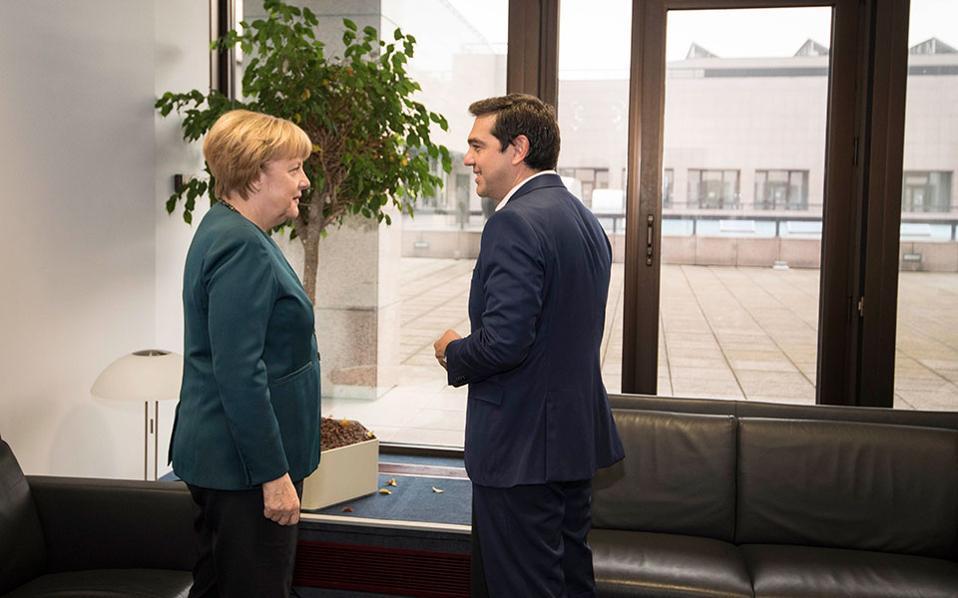 Φωτογραφία: Γ.Τ. Πρωθυπουργού/Andrea Bonetti