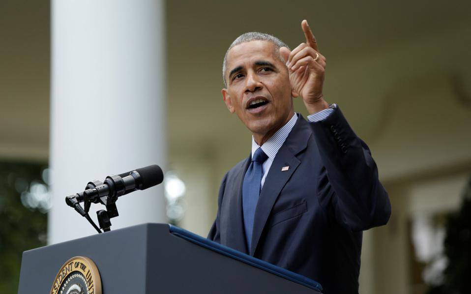 Ο Μπαράκ Ομπάμα κινδυνεύει να παραδώσει τις αμερικανορωσικές σχέσεις στην κατάσταση που τις παρέλαβε ή και σε ακόμη χειρότερη.