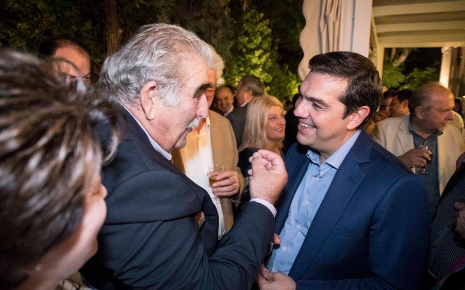 Πηγή: Γ.Τ. Πρωθυπουργού / Andrea Bonetti