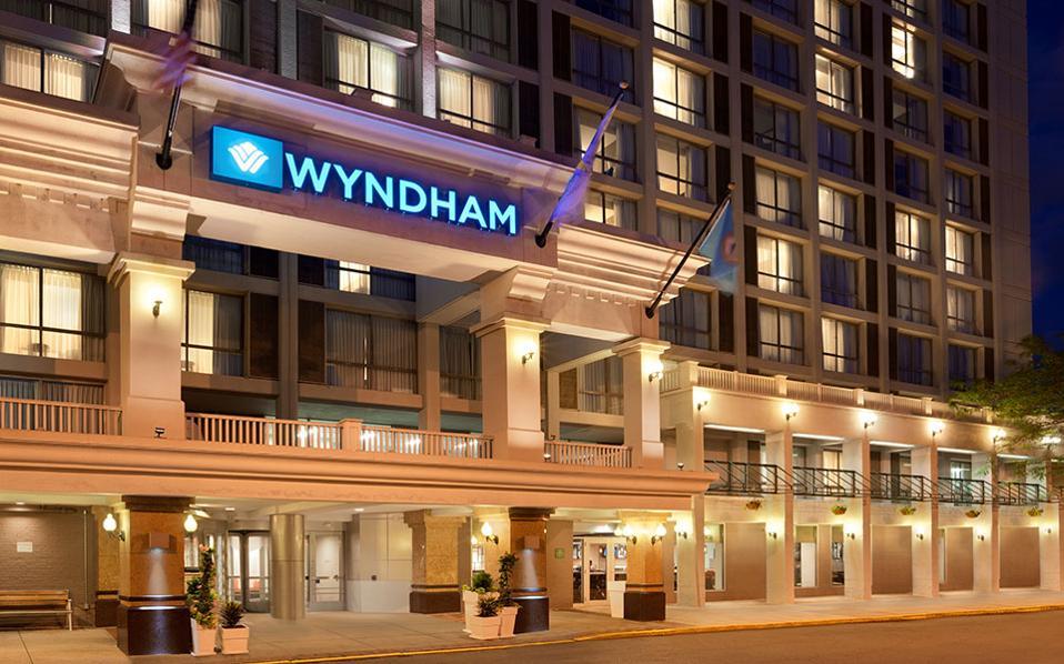 Φωτογραφία από ξενοδοχείο της αλυσίδας στη Βοστώνη.