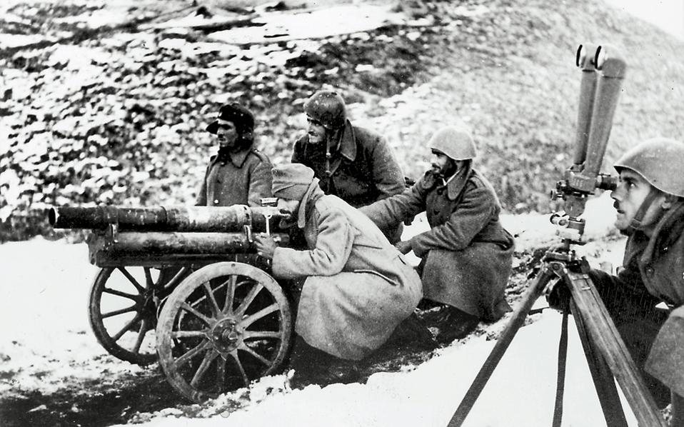 Το ελληνικό πυροβολικό στον πόλεμο με την Ιταλία το 1940-41. «Τίποτε δεν μας φόβισε όλα ξεχάστηκαν. Γενική προετοιμασία όπλα, φυσσίγγια και ό,τι άλλο χρειάζεται ένας στρατιώτης για τον πόλεμο, περιμένοντας τη διαταγή»...