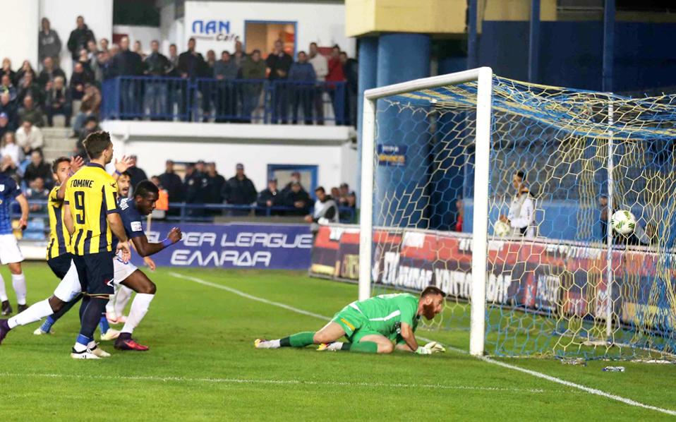 Ο ΠΑΣ Γιάννινα νίκησε χθες με 2-1 τον Παναιτωλικό στο Αγρίνιο και σκαρφάλωσε στην 3η θέση της βαθμολογίας.