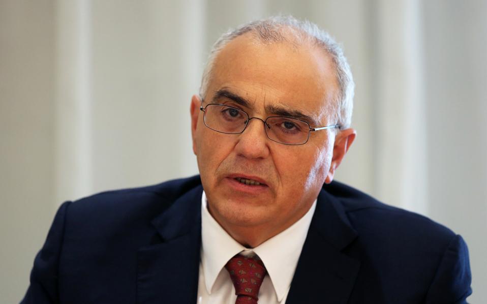 Ο πρόεδρος του ομίλου Eurobank Νικόλαος Καραμούζης.