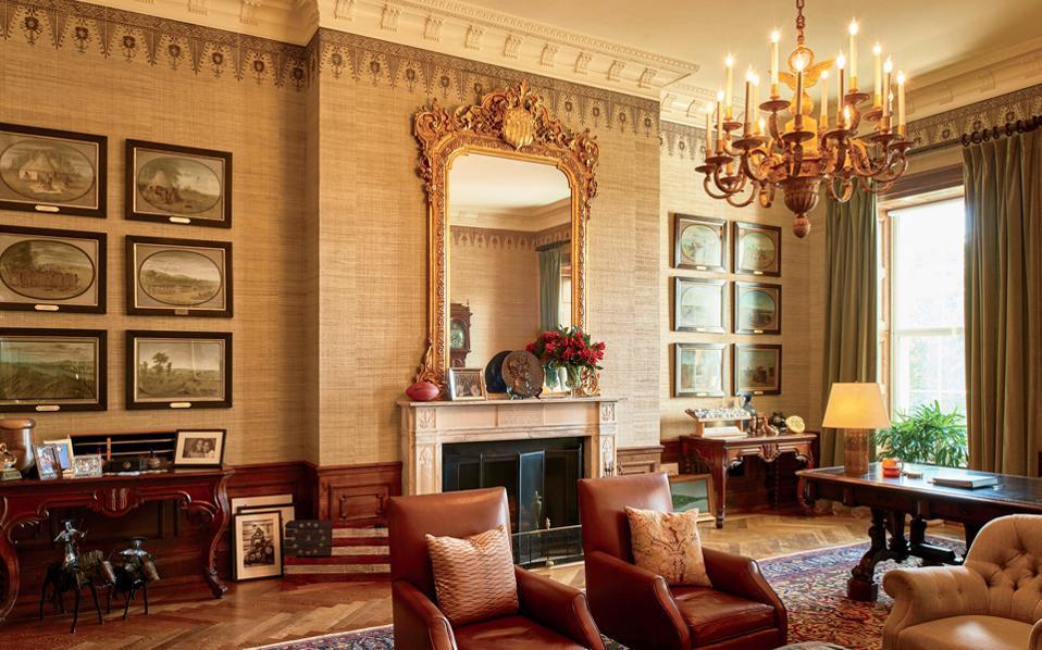 Η οικογένεια του Αμερικανού προέδρου Ομπάμα άνοιξε την πόρτα των ιδιωτικών διαμερισμάτων στον Λευκό Οίκο, αυτών που αποκαλούν «σπίτι τους».