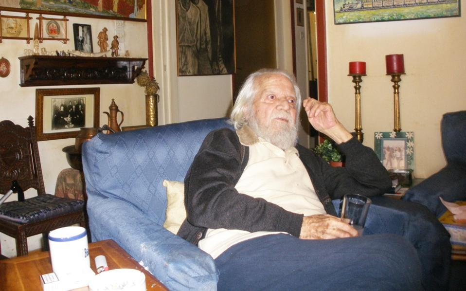 Ο Βαγγέλης Γκούφας έφυγε από τη ζωή σε ηλικία 91 ετών.