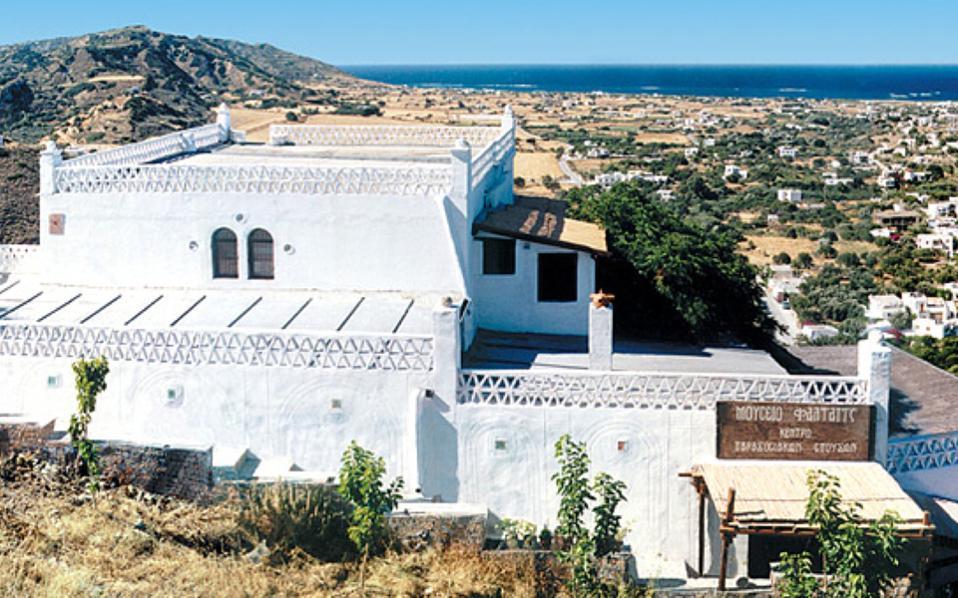 To Moυσείο Φαλτάιτς ταξιδεύει από τη Σκύρο στην Αθήνα.