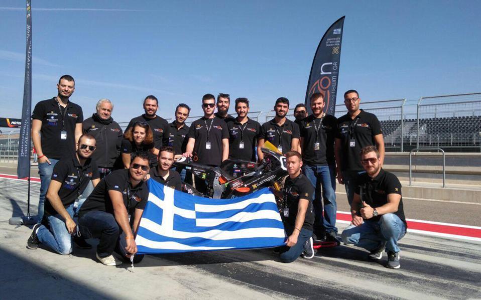 Η ελληνική ομάδα κατέκτησε την 9η θέση μεταξύ 36 συμμετοχών και τη δεύτερη θέση στο εκπαιδευτικό σκέλος.