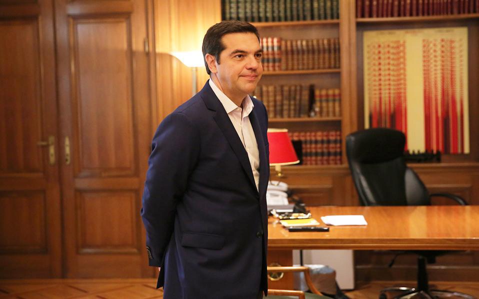 Ο Αλέξης Τσίπρας,όσον αφορά το χρέος, αναμένει τη δέσμευση των εταίρων επί συγκεκριμένων μέτρων στο Eurogroup της 5ης Δεκεμβρίου.