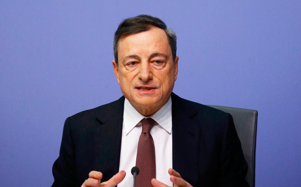 Τον Σεπτέμβριο ο πρόεδρος της ΕΚΤ Μάριο Ντράγκι είχε δηλώσει ότι είναι αναγκαία η αύξηση των μισθών στη Γερμανία.