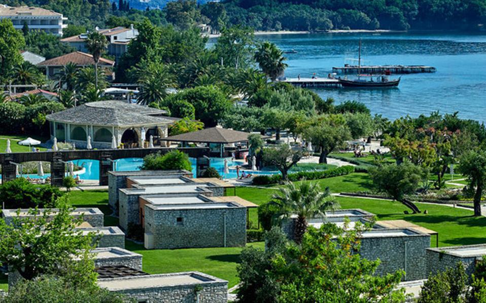 Στην Κέρκυρα ο όμιλος Sani-Ikos εξαγόρασε τις μονάδες Corfu Chandris και Dassia Chandris από την εταιρεία Ξενοδοχεία Χανδρή Α.Ε.