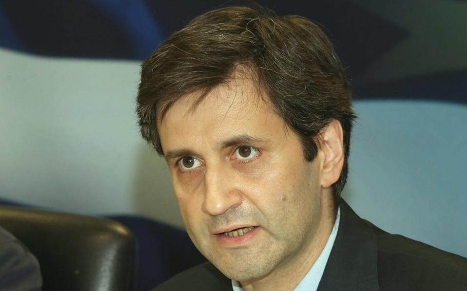 Η έκθεση του Δημοσιονομικού Συμβουλίου απεστάλη στον αναπληρωτή υπουργό Οικονομικών Γ. Χουλιαράκη.