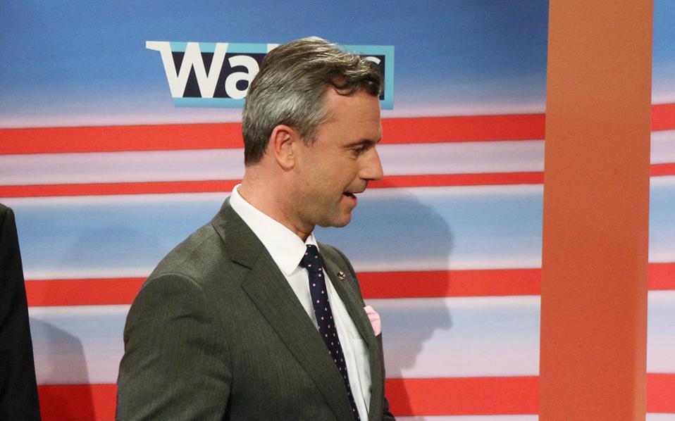 O ακροδεξιός Νόρμπερτ Χόφερ έχει δηλώσει ότι, αν εκλεγεί, θα εξαντλήσει στο έπακρον τις προεδρικές αρμοδιότητες.
