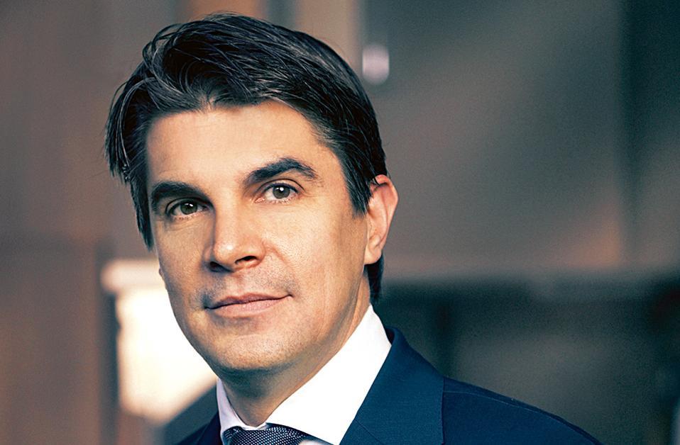 Αλέξανδρος Αγγελόπουλος, Αντιπρόεδρος του ομίλου Aldemar Resorts.