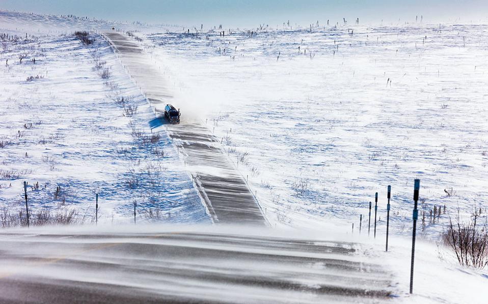 3. James Dalton Highway, Αλάσκα. (Φωτογραφία: Visualhellas.gr)