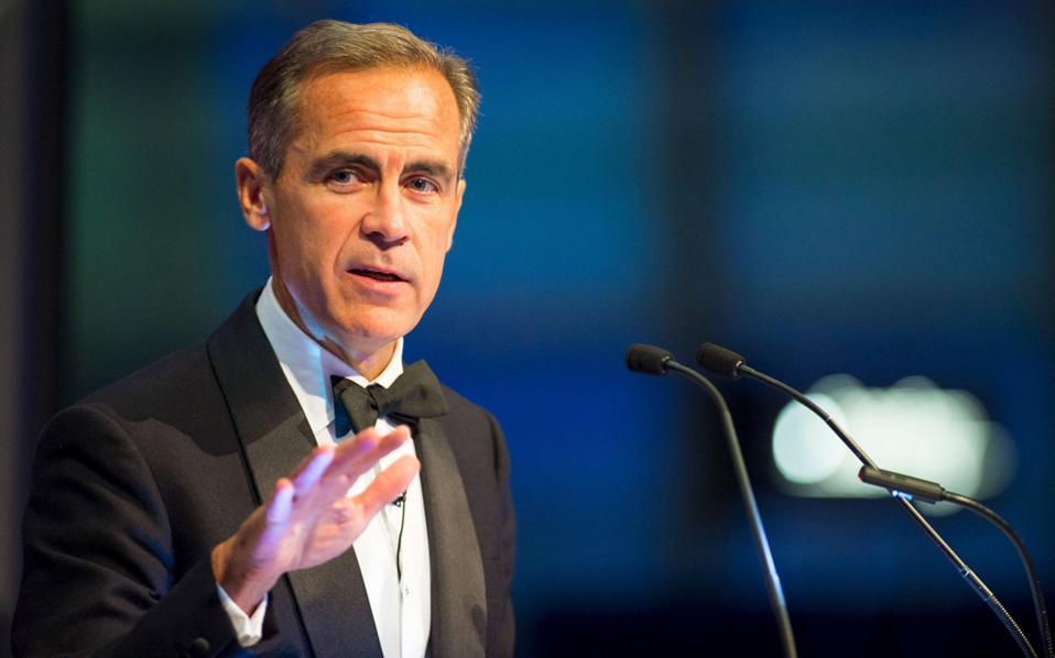 Ο διοικητής της Τράπεζας της Αγγλίας θα κρατάει τα ηνία της νομισματικής πολιτικής κατά την κρίσιμη διετία των διαπραγματεύσεων για το διαζύγιο ανάμεσα στη Βρετανία και την Ευρωπαϊκή Ενωση.
