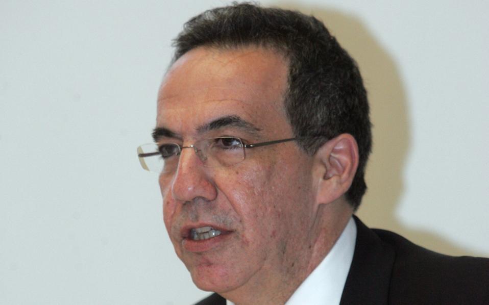 Ο κ. Λεωνίδας Φραγκιαδάκης.