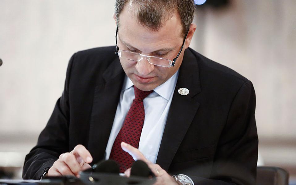 Ο υπουργός Εξωτερικών του Λιβάνου, Ζεμπράν Μπασίλ.