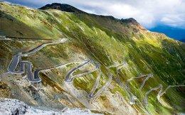 1. Passo dello Stelvio, Ιταλία. (Φωτογραφία: Getty images/ Ideal image)
