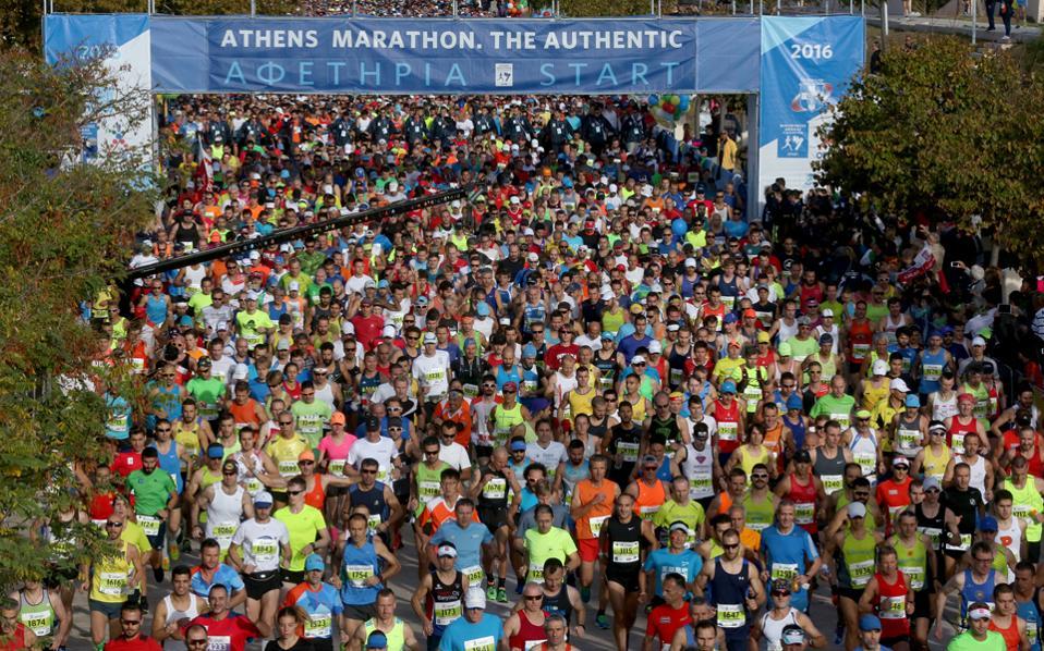 Οι Ελληνες μέσα στην κρίση οδηγήθηκαν στα γυμναστήρια για καλύτερη φυσική κατάσταση και υγεία. Σε σημείο που να τρέξουν μέχρι και μαραθώνιο...
