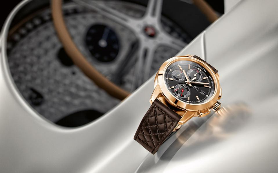 IWC Ingenieur Chronograph Edition «74th Members' Meeting at Goodwood»