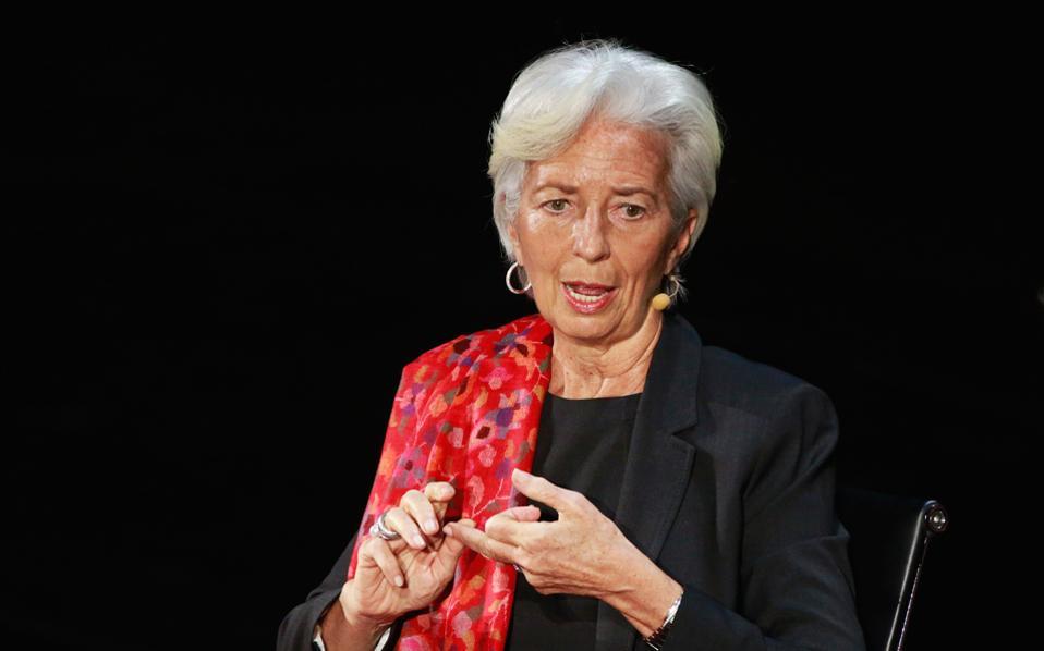 Η επικεφαλής του ΔΝΤ Κριστίν Λαγκάρντ υποστηρίζει ότι το Ταμείο θα μπορέσει να συμμετάσχει στο ελληνικό πρόγραμμα μόνο εάν «τα νούμερα βγαίνουν».