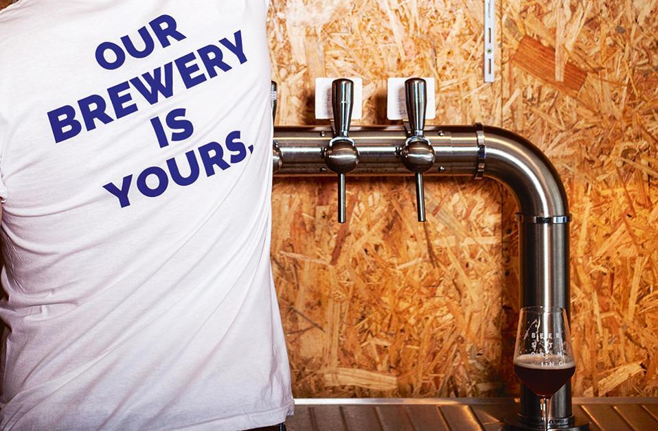 Δοκιμάστε εκπληκτικές βελγικές μπίρες ή παρασκευάστε τη δική σας  στο Beerstorming.