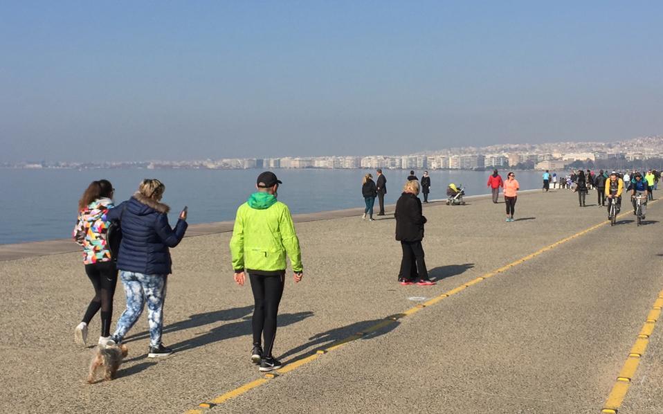 Γιατί δεν... φτάνει η Νέα Παραλία της Θεσσαλονίκης;