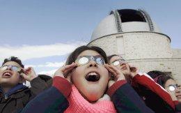 Τα μυστικά του σύμπαντος και τον συναρπαστικό κόσμο της αστρονομίας θα ανακαλύψουν μαθητές στο Αστεροσκοπείο.
