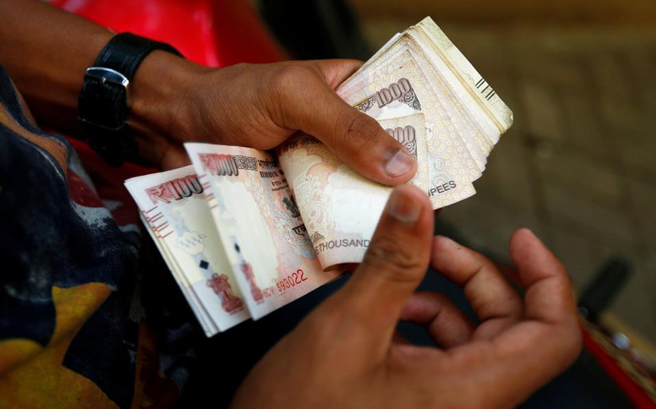Η διάθεση «μαύρου» χρήματος πραγματοποιείται από επιχειρήσεις με υψηλό κύκλο εργασιών, όπως οι κατασκευαστικές εταιρείες.