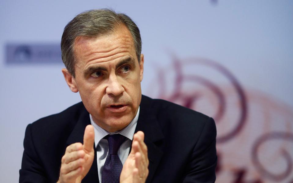 «H Βρετανία είναι ουσιαστικά η επενδυτική τράπεζα της Ευρώπης και η Ευρώπη έχει πολλά να χάσει αν εξελιχθούν άσχημα οι διαπραγματεύσεις για την έξοδο της χώρας από την Ενωση», προειδοποίησε χθες ο διοικητής της ΤτΑ, Μαρκ Κάρνεϊ.