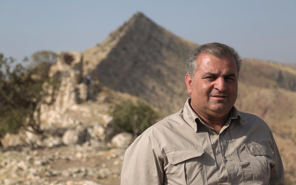 Ο αρχαιολόγος Νάντερ Μπαμπάκρ Μοχάμεντ περιγράφει στην «Κ» τις δυσκολίες και τους κινδύνους της δουλειάς του στο Β. Ιράκ.