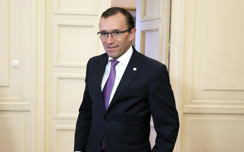 Εσπεν Μπαρθ Εϊντε: Το «πάρε-δώσε» θα γίνει μεταξύ των Κυπρίων. Οι εγγυήτριες χώρες δεν έχουν λόγο να συμμετάσχουν σε αυτό.