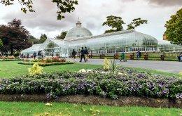 Το Kibble Palace είναι το πιο γνωστό από τα βικτωριανά θερμοκήπια που θα δείτε στους Βοτανικούς Κήπους. (Φωτογραφία: GETTY IMAGES/IDEAL IMAGE)
