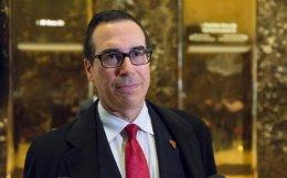 Πρώην στέλεχος της Goldman Sachs, μεγαλοεπενδυτής hedge funds και κινηματογραφικός παραγωγός του Χόλιγουντ χρημάτισε ο Στίβεν Μνάτσιν πριν αναλάβει το χαρτοφυλάκιο του υπουργείου Οικονομικών.
